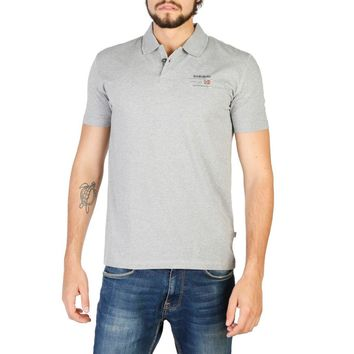 Napapijri Men Grey Polo