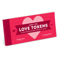 Love Tokens by Knock Knock - knockknockstuff.com