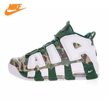 Nike Air More Uptempo Hoop Pack Breathable Basketball Shoes Sports Sneakers Trainers 921948-602