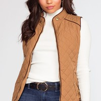 Vail Quilted Vest
