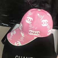 Chanel Fashion Casual Hat Cap