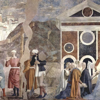 "Piero Della Francesca - Detail ""Legend Of The Holy Cross"""