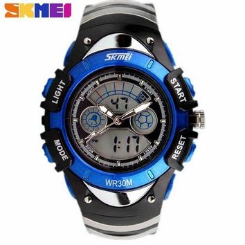 2016 Fashion Jelly LED Watch Super Dive 30 M Waterproof Outside Sport Cartoon Watches Boys Girl's Children's Digital Watches