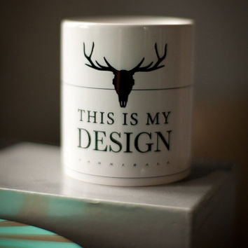 Hannibal this is my design ceramic mug