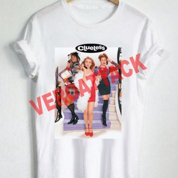 clueless back to school T Shirt Size XS,S,M,L,XL,2XL,3XL