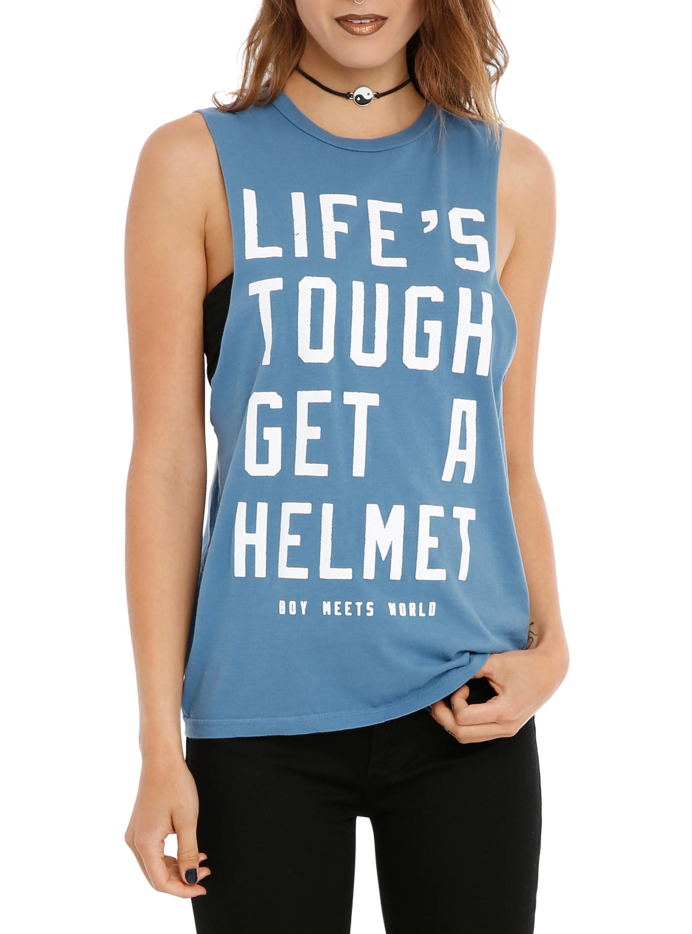 Boy Meets World Life's Tough Girls Muscle from Hot Topic ...