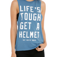 Boy Meets World Life's Tough Girls Muscle Top