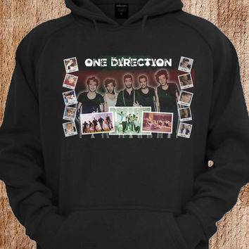 One Direction Hoodie For Unisex Size Hoodie
