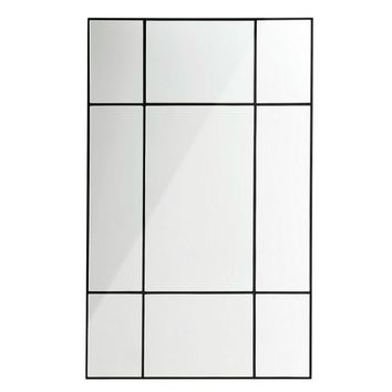 BLACK METAL GRID MIRROR | EICHHOLTZ MOUNTBATTEN