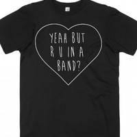 Black T-Shirt | Fun Band Shirts