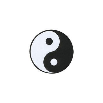 Yin Yang Sticker | Stickers
