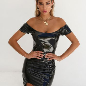 Buy Our Peyton Dress in Black Online Today! - Tiger Mist