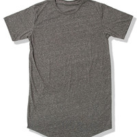 *  Mister Extended Scoop Tee - Athletic