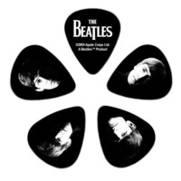 Planet Waves Beatles Guitar Picks, Meet The Beatles, 10 picks, Medium