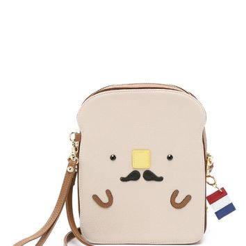 French Toast Cross Body Bag