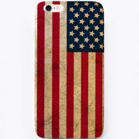 USA American Flag Patriotic iPhone Case