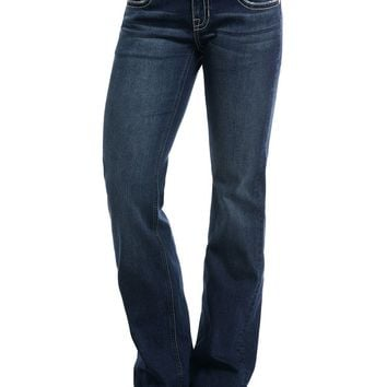 ROCK & ROLL COWGIRL JEANS- W7-8466