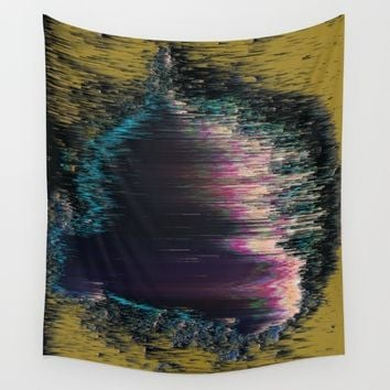Nebula Wall Tapestry by DuckyB