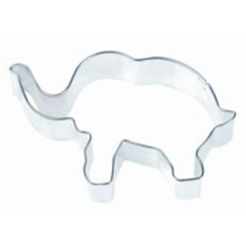 Elephant ZOO Cookie Cutter cute personality