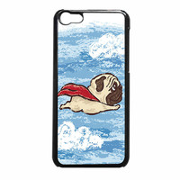 Flying Pug 734 iPhone 5c Case