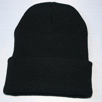 New Fashion Candy Color Woman's Warm Woolen Winter Hats Knitted Fluo Hats for Men Gorro Beanie