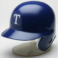 Riddell MLB Team Mini-Helmet - Texas Rangers