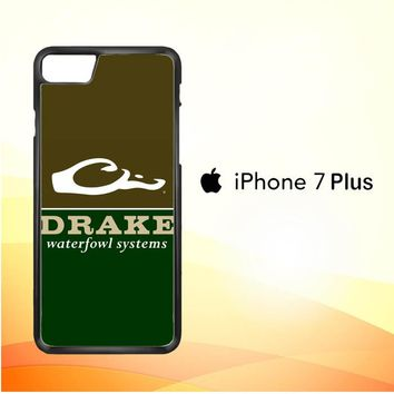 Drake Waterfowl Systems Camo X3442 iPhone 7 Plus Case