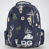 Lrg Research Backpack Navy Wild One Size For Men 23710321101