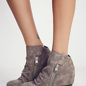 NAYA Womens Denver Wedge Boot