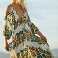 Free People Monarch Maxi Dress