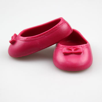 New Fashion Shoes Fit For American Girl Dolls 18 Inch Doll Shoes