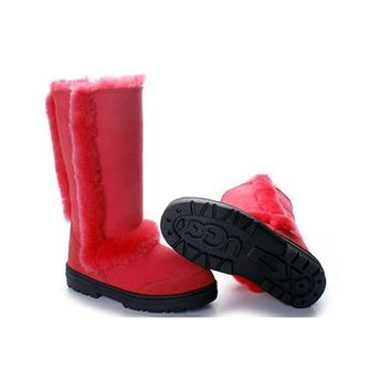 Ugg Boots Cyber Monday Sundance II 5325 Red For Women 84 84