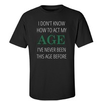 Act my age: Red Heart Designs