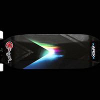 The Apex 40 DiamondDrop Longboard by Original Skateboards
