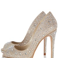 Limited Edition - Crystal Embellished Peep