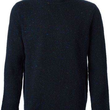 ICIKIN3 Paul Smith speckled roll neck sweater