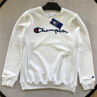 Champion Women Crew-Neck Sweatshirt