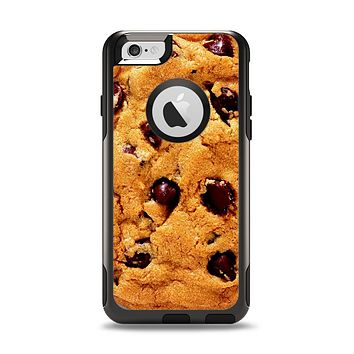 The Chocolate Chip Cookie Apple iPhone 6 Otterbox Commuter Case Skin Set