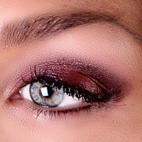 Purple Haze Smokey Eye Collection by TheCopperBee on Etsy