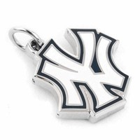 New York Yankees Pendant Charm-CLI-PD-NYY-CH