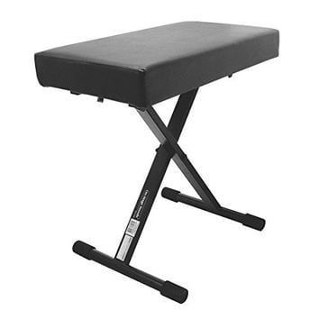 On Stage KT7800 Plus Padded Keyboard Bench