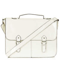 Large Edge Paint Satchel - Bags & Purses  - Bags & Accessories