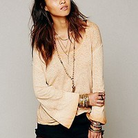 Free People  We The Free Shibori Tee at Free People Clothing Boutique