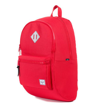 Herschel Supply Co.: Lennox Backpack - Red / 3M Rubber