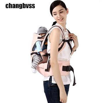 Ergonomic Breathable Baby Sling Backpack For Infant Newborn,0-36Months Comfortable Back Carry Baby Wrap,Baby Carrying Belt