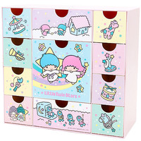 Buy Plastic Multi Drawers Storage Chest - Little Twin Stars at ARTBOX