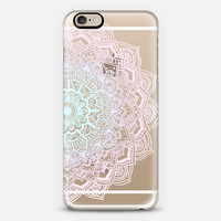 Pastel Lace Mandala iPhone 6s case by Laurel Mae | Casetify