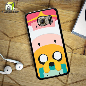 Adventure Time  Group Samsung Galaxy S6 Case by Avallen