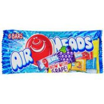 Airheads Candy 6 CT Pack