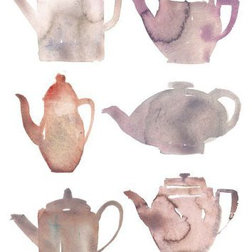 $25.00 Terracotta chinese teapots  Limited edition by lucileskitchen